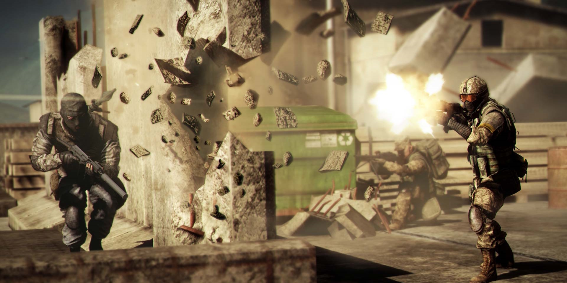 Battlefield Bad Company 2 Trailer