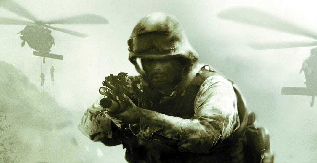Call of Duty 4: Modern Warfare v1.6 Patch