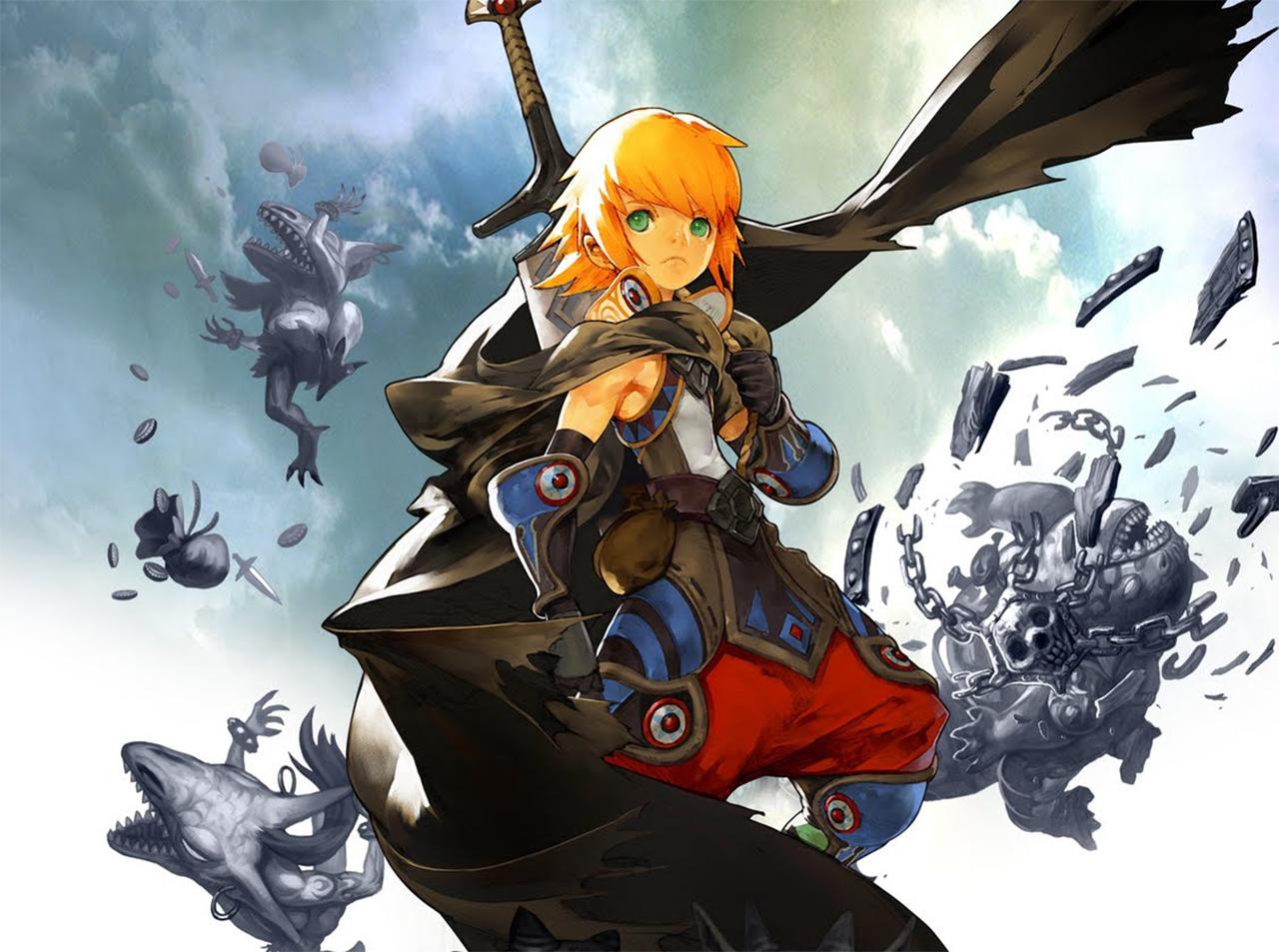 Dragon Nest - E3 2011 Archer Class Vignette