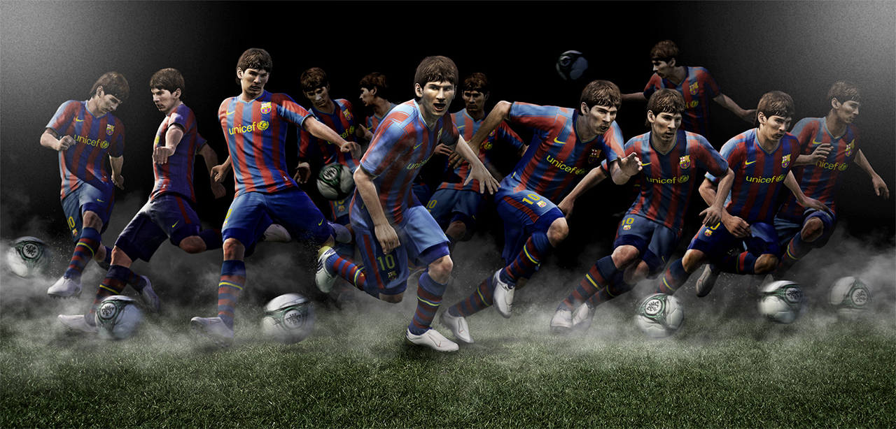 Pro Evolution Soccer 2011 v1.03 Patch (Legacy Digital Download)