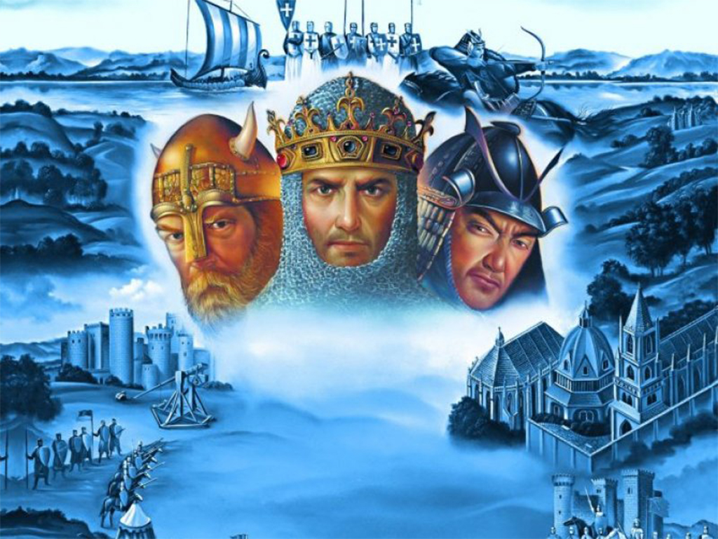 Age of Empires II: The Age of Kings v2.0a Patch - English
