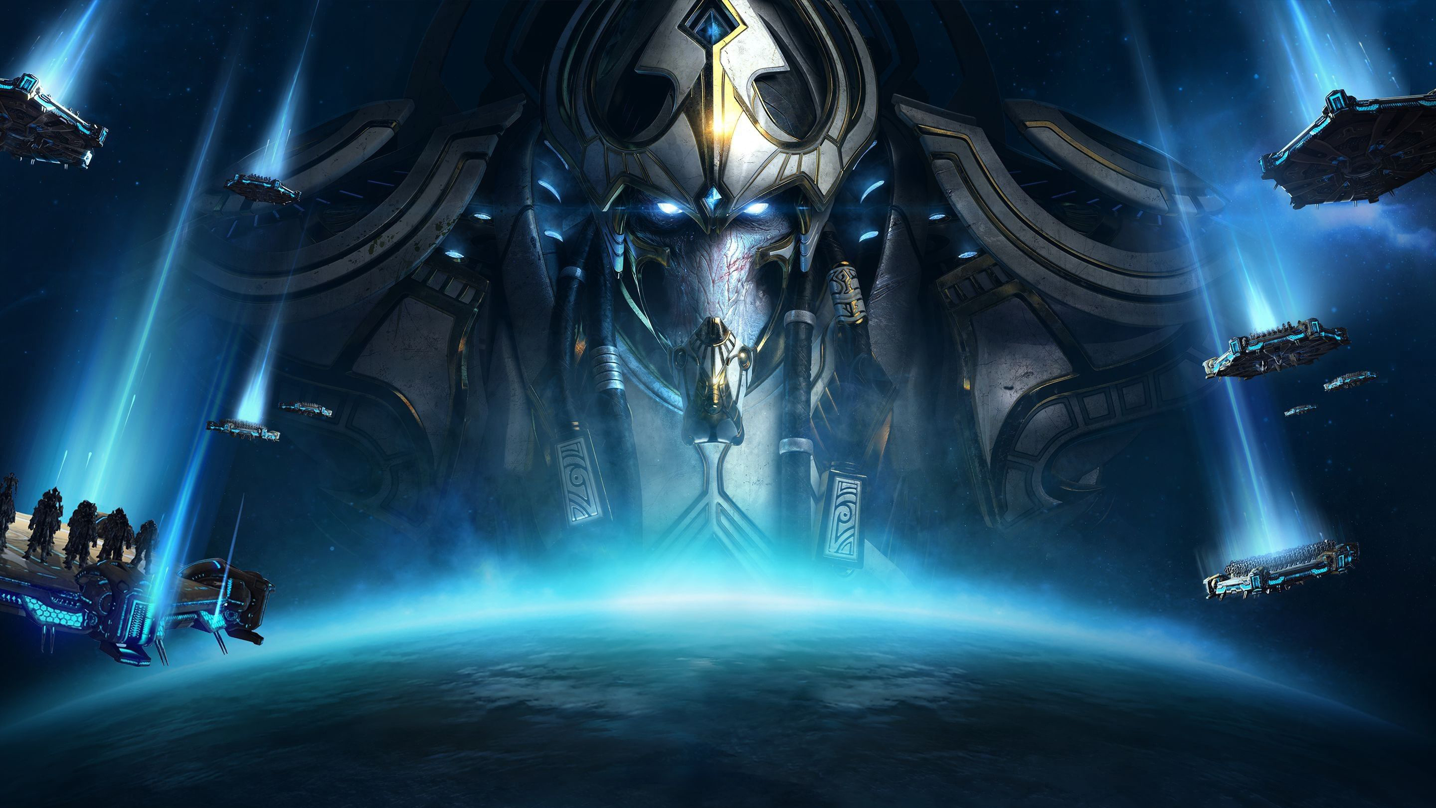 StarCraft II Fansite Kit